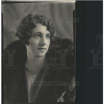1929 Press Photo John O'Donnell Detective Bandit Bullet - RRX87435