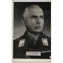 1938 Press Photo RF Duke Karl Eduard Thuringia States - RRW71937