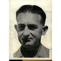1933 Press Photo Jack Crawford Tennis player Wimbledon - RRW74341