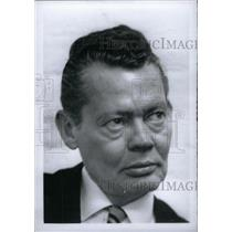 "1965 Press Photo Edgar ""Doc"" Greene Detroit News - RRX45839"