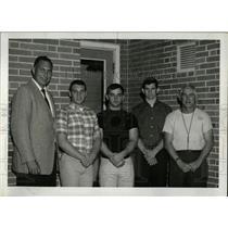 1967 Press Photo Charleston high School football - RRW69749