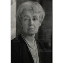 1929 Press Photo Mrs Adams Wife Secretary Navy - RRW78475