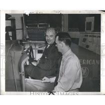 1939 Press Photo Norman Marsh Creator Of Dan Dunn And Well Known Sportsman Pilot