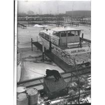 1978 Press Photo Don Dora Anderson Dog House Boat Ark Royal- RSA68489