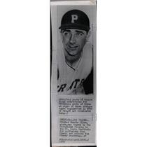 1959 Press Photo Ronnie Kline St Louis Cardinals Combo - RRW80741
