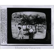 1964 Press Photo U.S. Captive In Propaganda Film - RRW03113