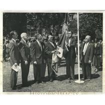 1959 Press Photo Pan American Games Village Opening - RRW51979