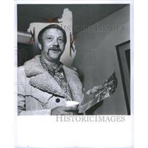 1974 Press Photo Errol Mann Detroit Lions - RSC29319