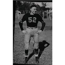 1943 Press Photo Highschool Quarterback Johnny Picard - RRW71901