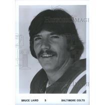 Press Photo Bruce Laird Baltimore Colts - RSC26153