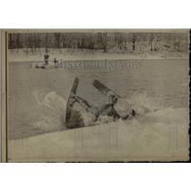 1971 Press Photo Bald Eagle Water Club skiing - RRW69847