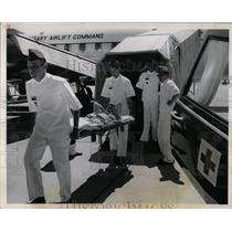 1967 Press Photo US Troops Casualties In Vietnam