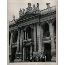 1948 Press Photo Rome, Main Attraction of Tourists. - RRX70863