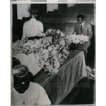 1961 Press Photo Dag Hammarskjold Body Moise Tshombe - RRX57517