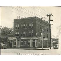1944 Press Photo Mercer Hotel Property - RRX86029