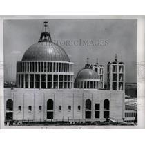 1956 Press Photo Church of San Giovanni Bosco (Rome) - RRX78355