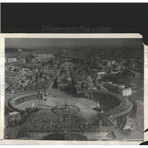 Press Photo Pope Rome Italy Vatican City Catholicism - RRX82315