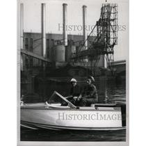 "1971 Press Photo NBC News Special ""Venice Be Dammed!"" - RRX70463"