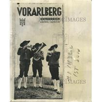1936 Press Photo German travel story - RRW34337