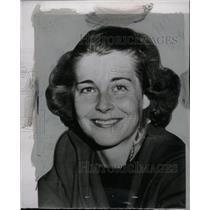 1948 Press Photo Princess Sofia Zur Lippe Germany pose - RRW71939