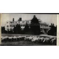 1937 Press Photo Rockefeller Lakewood Summer Residence - RRX75363