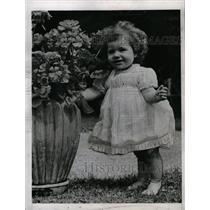 1944 Press Photo Princess Maria Christina Bernhard - RRW81511