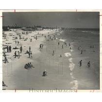 Press Photo Northwest Florida beach playground resort - RRX82099