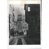 1947 Press Photo Palatial Duke Mazowsze House Warsaw - RRX89653