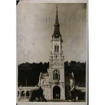 1928 Press Photo Church Honors Joan of Arc - RRX72465