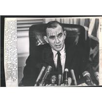 1964 Press Photo Republican National Chairman Dean GOP - RRX97731
