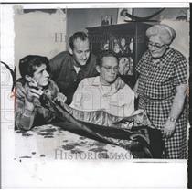 1959 Press Photo Escapees Havana Prison - RRW36095