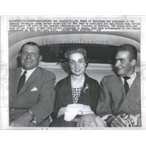 1958 Press Photo Don Juan Barcelona Count Spain - RSC23273