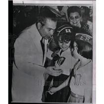1958 Press Photo Cuban President Fulgencio Batista - RRX74935