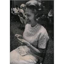 1964 Press Photo Denver Masters Pairs Winner Farell - RRX42711
