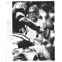 Press Photo Cincinnati Bengals Boomer Esaison - RSC27803