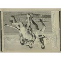 1971 Press Photo Pan American Games - RRW52297