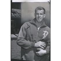 1954 Press Photo William Bowman Detroit Lions Football Players - RSC34815
