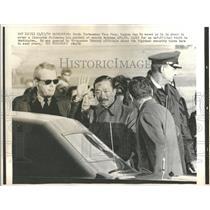 1970 Press Photo Nguyen Cao Ky