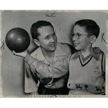 1950 Press Photo Bowling Schools - RRW05719