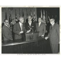1959 Press Photo Pan American Games - RRW51941