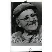 `1985 Press Photo Generieve Gillette Entertainer
