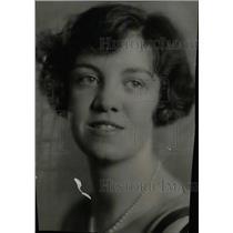 1925 Press Photo Miss Marion Flesch Member Contingent - RRW80153