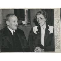1945 Press Photo Col Alfred Jodl, Neurnberg trials- RSA95313