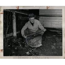 1953 Press Photo James hayes Evanston Boulder Prize - RRW00689