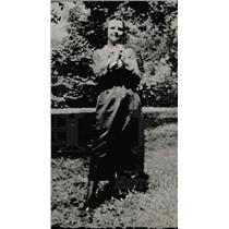 1920 Press Photo Katherine Jackson Mrs. Eugene Le Roy - RRW73607