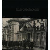 1922 Press Photo Summit Conference In Europe - RRX69201