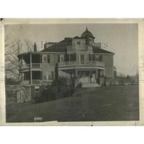 None Press Photo Victorian Style Home Old - RSC33337