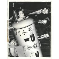 1936 Press Photo Iron Lung Missouri AMA Respiration - RRX93147