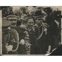 1934 Press Photo Frederick A. Cook - RSC32933