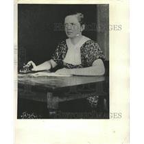 1937 Press Photo TELEPATHY SARA OWNLEY - RRW37769